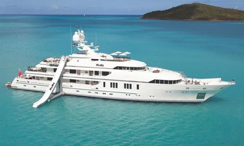 M/Y RoMa Western Med Charter Offer