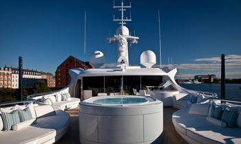 M/Y 'Odessa II' Open At The Monaco Yacht Show 2016