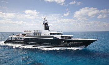 M/Y HIGHLANDER Offers Significant Charter Discount