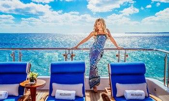 M/Y 'My Seanna' offers last-minute Mediterranean deal