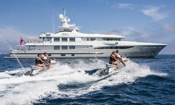 Mediterranean yacht charter deal: Save 10% on M/Y 4YOU