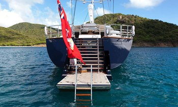 Get a Free Day On Board S/Y 'State of Grace'