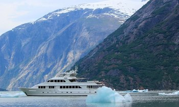 M/Y SERENITY Available In Alaska This Summer