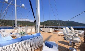 Charter Neta Marine S/Y MEIRA for less in Turkey