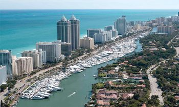 Charter Yachts at the 2015 Miami Yacht & Brokerage Show