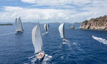Charter Yachts At 2015 Loro Piana Caribbean Superyacht Regatta