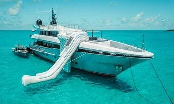 Newly refitted luxury yacht OCULUS joins Caribbean charter fleet