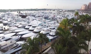 Palm Beach Boat Show 2017 Gets Underway