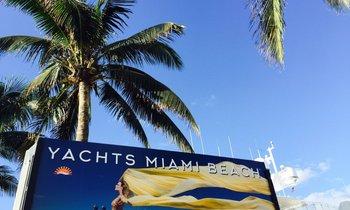 Yachts Miami Beach 2017 Gets Underway