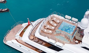 M/Y IMPROMPTU offers special Mediterranean charter rates