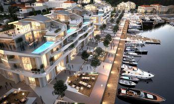 New Montenegro Superyacht Marina Set To Open In 2018