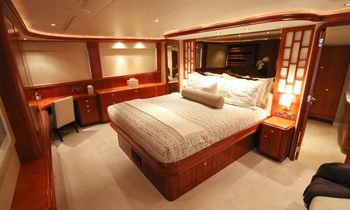 M/Y ARIOSO Available for 4th July Charter