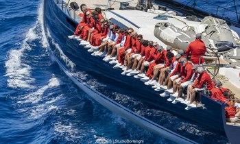 Video: Highlights of Loro Piana Superyacht Regatta 2018