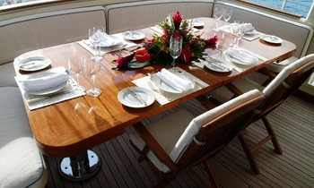 SY 'CLAN VI'  Lowers Rate for Christmas Charters