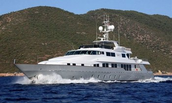 M/Y 'Rima II' Reduces Charter Rate
