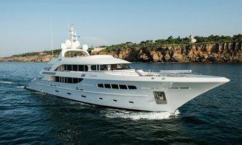Superyacht NASSIMA Special Offer