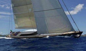 STATE OF GRACE Finalist for World Superyacht Award