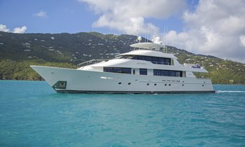 Cruise the Whole Caribbean On Board M/Y ARIOSO