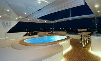 Superyacht TATIANA Charter Deal