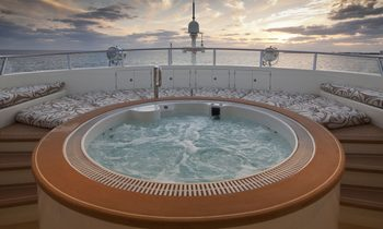 Special Charter Offer on Superyacht SAFIRA