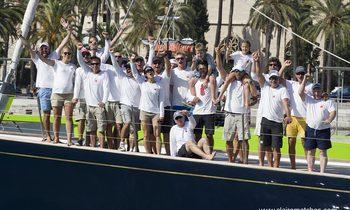 S/Y BOLERO Sails to Victory at Superyacht Cup Palma