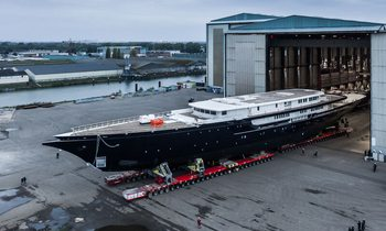 Latest: First glimpse of Oceanco's largest sailing superyacht Y271