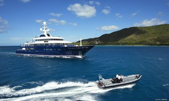 M/Y 'Northern Star' Signs Up for Palm Beach Show
