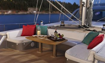 S/Y MERLIN Lowers Weekly Rate for Turkey Charters