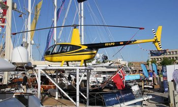 MIRABELLA III Fitted With Heli-Pad