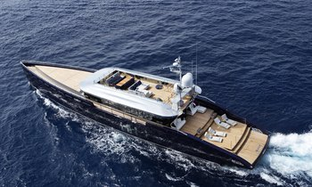 M/Y BLADE attends Cannes Yachting Festival 2018
