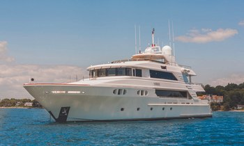 Easter yacht charter: Escape to the Bahamas on M/Y 'Far From It'