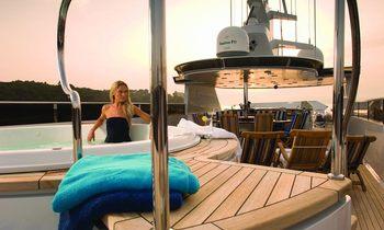 M/Y 'Ionian Princess' Offers Last-Minute Greek Charter