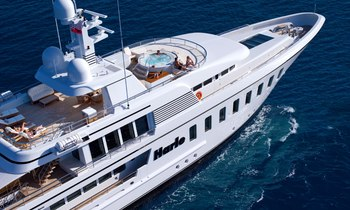 M/Y HARLE Open for Monaco Event Charters