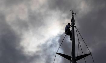 Video: No wind halts day 2 of Loro Piana Regatta