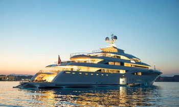 First look inside brand new 85m M/Y O'PTASIA