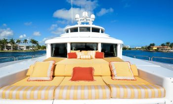 M/Y STARSHIP Open For Charters In The Bahamas