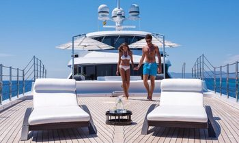 10 of the Best Motor Yachts Available For Charter in 2017