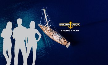 Brand new series: Below Deck sailing yacht revealed