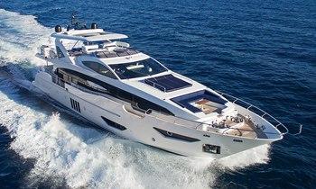 Luxury motor yacht MEMORIES TOO offers Greece charter discount