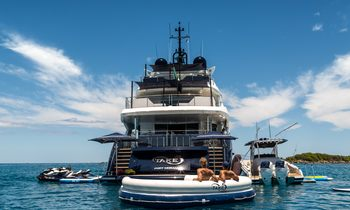 M/Y 'Take 5' Open For Charter In France
