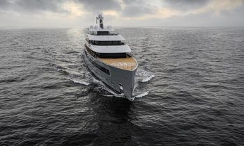 MOONRISE: Feadship's 100m superyacht delivered