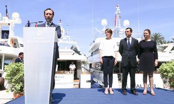 Palma Superyacht Show 2015 Opens