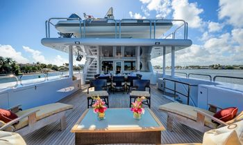 Limited Edition Charter Offer Aboard M/Y STARSHIP