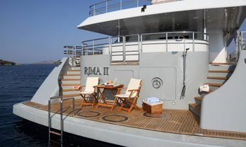 M/Y 'Rima II' Open for Last-Minute Charter in Corsica