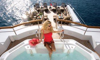 Mediterranean charter special aboard Feadship M/Y UTOPIA