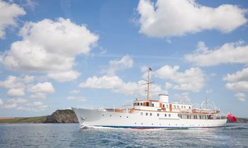 M/Y MALAHNE Open For Exciting Event Charters