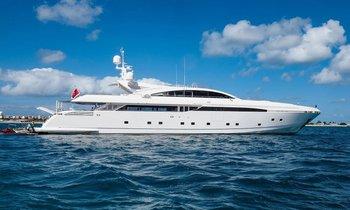 Last-minute discount on 50m motor yacht BON VIVANT in West Mediterranean