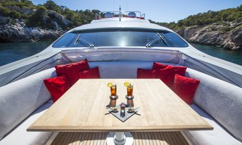 M/Y 'Tiger Lily Of London': Enjoy reduced rate on Ibiza charter