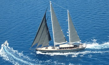 S/Y 'Rox Star' Relocates to the French Riviera