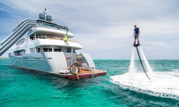 M/Y 'Zoom Zoom Zoom' Offers Summer Special